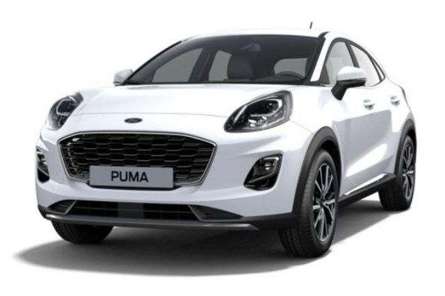 Ford Puma ST-Line Design Crossover SUV 1,0 l EcoBoost Hybrid 6-Gang PDC Winter-Paket -  Leasing ohne Anzahlung - 151,88€