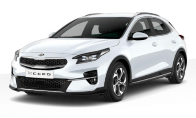 Kia XCeed 1.6 CRDI MHEV 136 DCT LED Kam PDC AppC 16Z -  Leasing ohne Anzahlung - 222,00€