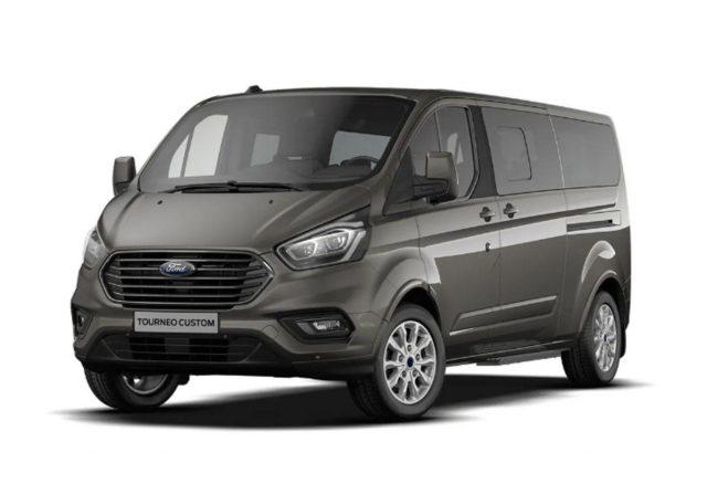 Ford Tourneo Custom Kombi 2.0 TDCi 130 Tit 320 L2 8S SHZ -  Leasing ohne Anzahlung - 400,00€