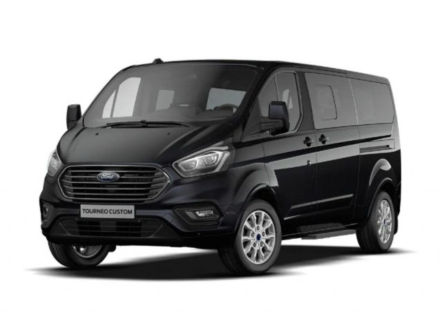 Ford Tourneo Custom 2.0 TDCi 130 Tit 320 L2 8S Kam -  Leasing ohne Anzahlung - 393,00€