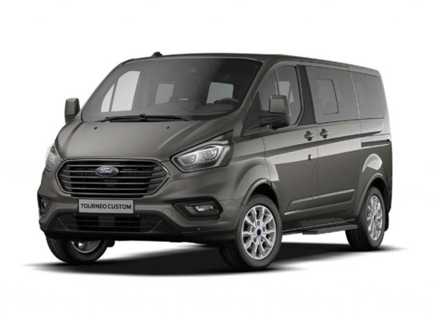 Ford Tourneo Custom 2.0 TDCi 130 MHEV Tit L1 8S AHK -  Leasing ohne Anzahlung - 401,00€