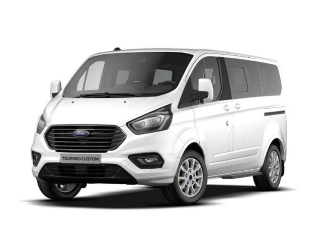 Ford Tourneo Custom 2.0 TDCi 130 MHEV Tit L1 8S Kam -  Leasing ohne Anzahlung - 395,00€