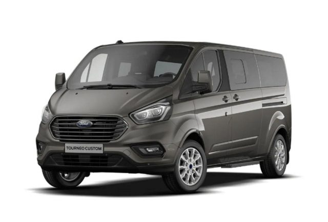 Ford Tourneo Custom 2.0 TDCi 130 MHEV Tit L2 8S Kam -  Leasing ohne Anzahlung - 401,00€
