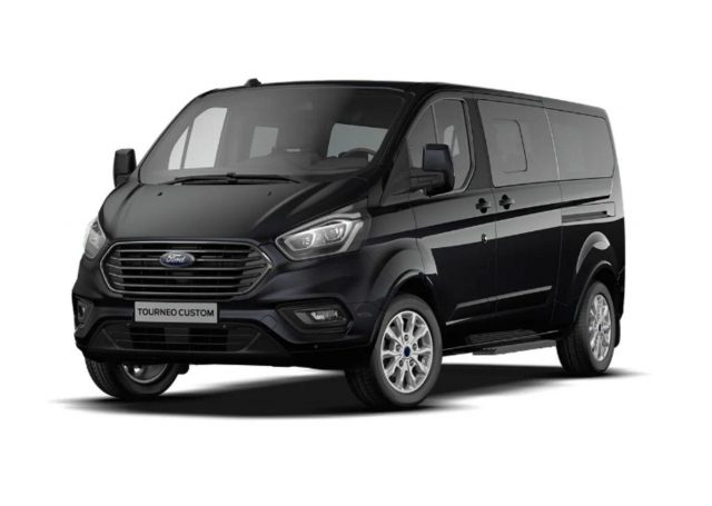 Ford Tourneo Custom 2.0 TDCi 130 MHEV Tit L2 8S SYNC3 -  Leasing ohne Anzahlung - 405,00€