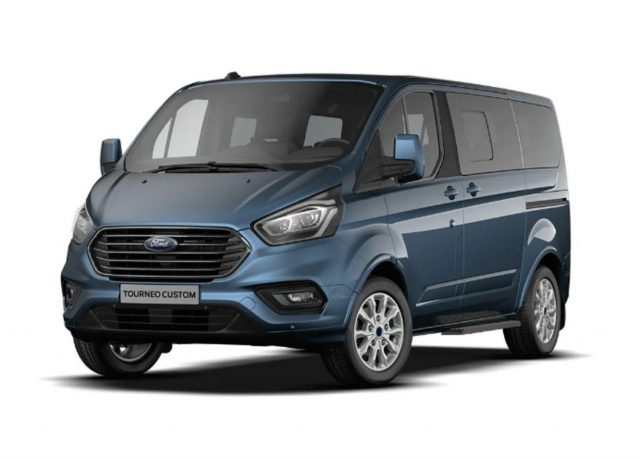 Ford Tourneo Custom 2.0 TDCi 185 MHEV Tit L1 8S Kam -  Leasing ohne Anzahlung - 422,00€