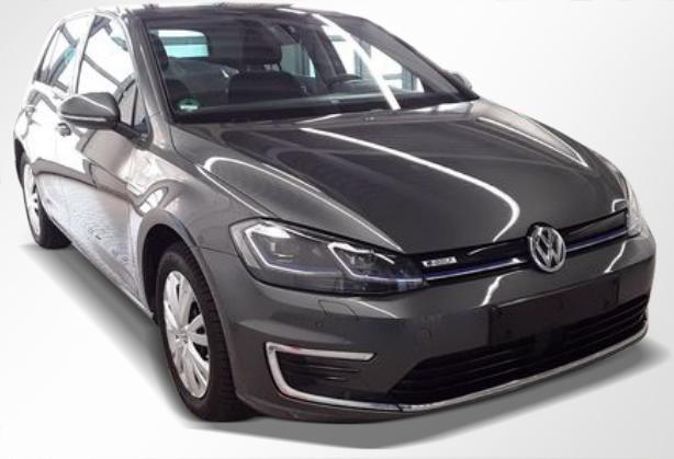 Volkswagen Golf VII e- 100kW förderfähig LED/Navi/AppConnec -  Leasing ohne Anzahlung - 209,00€