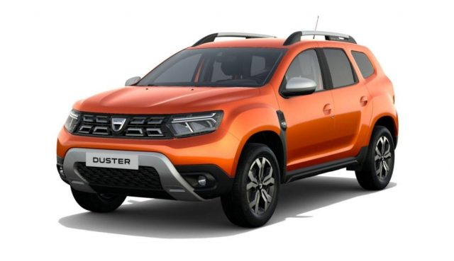 Dacia Duster UP&GO Blue dCi 115 2WD -  Leasing ohne Anzahlung - 192,00€