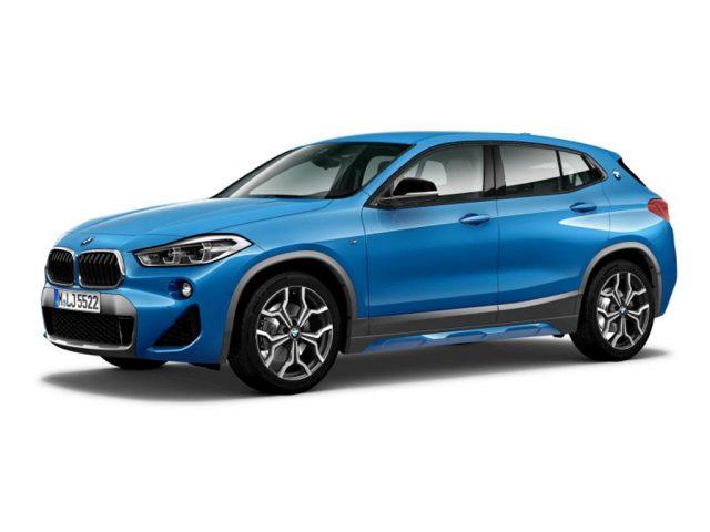 BMW X2 20dA sDr M Sport Navi LED DAB HiFi -  Leasing ohne Anzahlung - 369,00€
