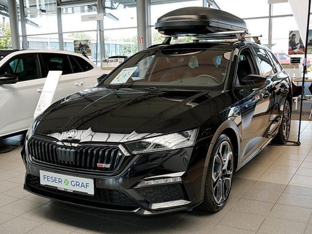 Skoda Octavia 2,0l TDI DSG RS Plus*HEAD UP KAMERA CANT -  Leasing ohne Anzahlung - 552,00€