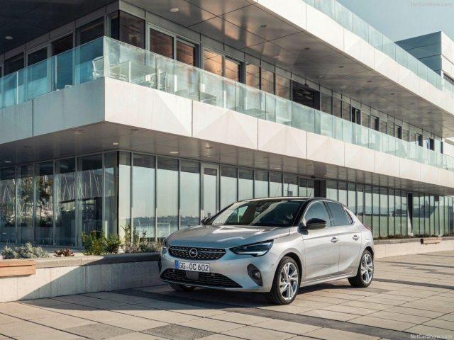 Opel Corsa F 1.2 75 LaneAs DAB+ MFL BT -  Leasing ohne Anzahlung - 116,00€