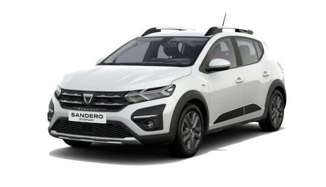 Dacia Sandero Stepway Comfort TCe 90 CVT elektr. FH -  Leasing ohne Anzahlung - 155,00€
