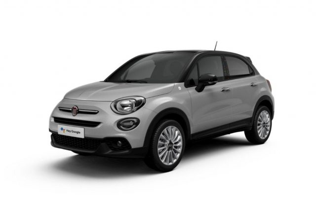 Fiat 500X 1.3 GSE 150 DCT HeyGoogle Nav LED HiFi Kam -  Leasing ohne Anzahlung - 228,00€