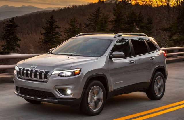 Jeep Cherokee 2,2 M-Jet 195 Longitude LED LuxusP 17Z -  Leasing ohne Anzahlung - 289,00€
