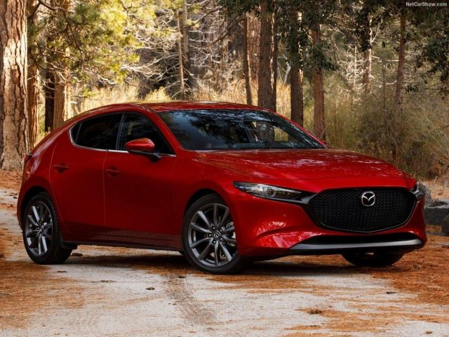 Mazda 3 Skyactiv-G 150 Aut Selection Leder LED Nav HUD -  Leasing ohne Anzahlung - 270,00€