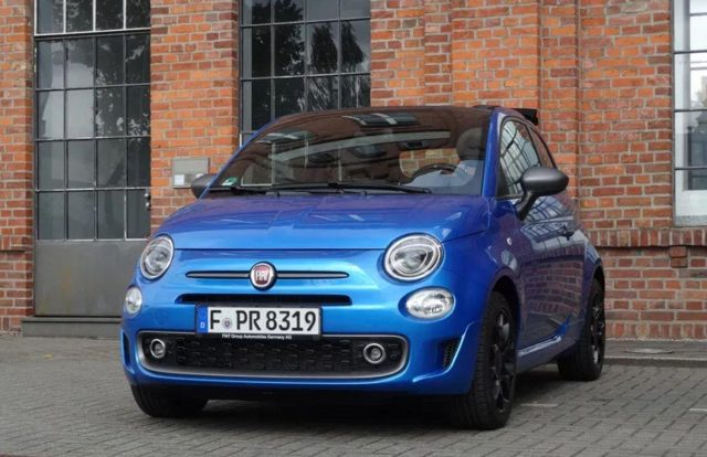Fiat 500C 1.0 70 Sport PDC Klimaaut. S&S MFL -  Leasing ohne Anzahlung - 148,00€