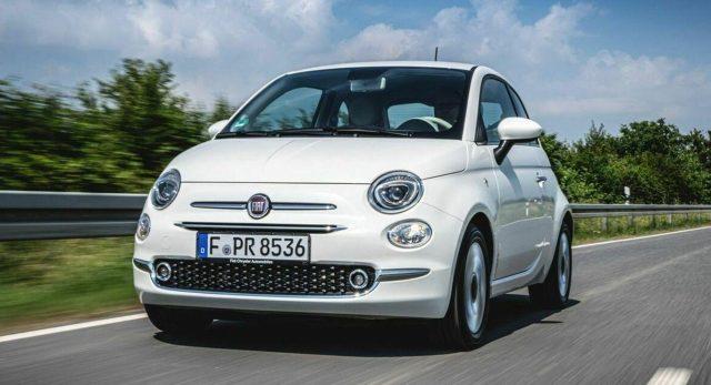 Fiat 500C 1.0 70 Sport PDC Klimaaut. S&S MFL -  Leasing ohne Anzahlung - 149,00€