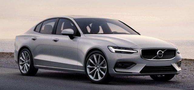 Volvo S60 T4 Momentum Pro LED Nav ParkP Garantie 18Z -  Leasing ohne Anzahlung - 325,00€