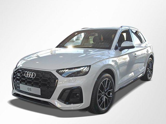 Audi Q5 40 TDI quattro S tronic line AHK Pano B&O -  Leasing ohne Anzahlung - 667,00€