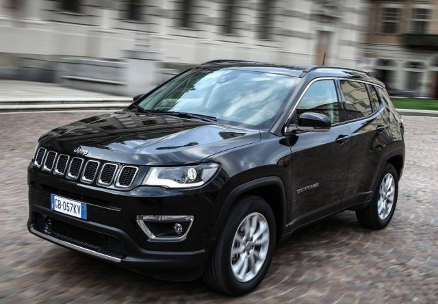 Jeep Compass 1.3 Turbo 150 Aut Limited Leder Kam 19Z -  Leasing ohne Anzahlung - 297,00€