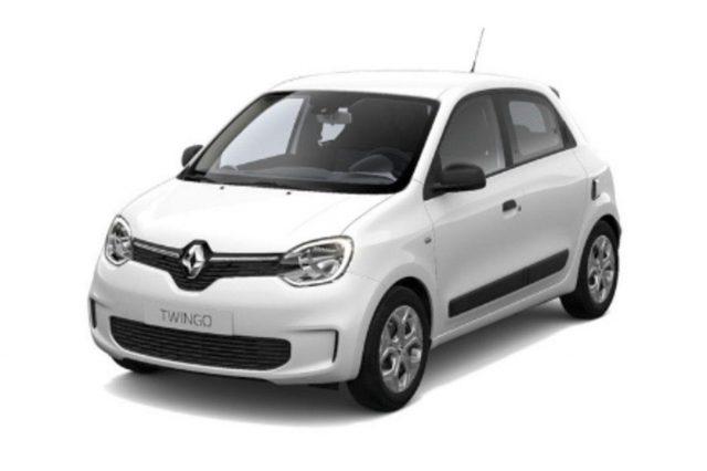 Renault Twingo LIFE SCe 65 Start & Stop -  Leasing ohne Anzahlung - 96,00€
