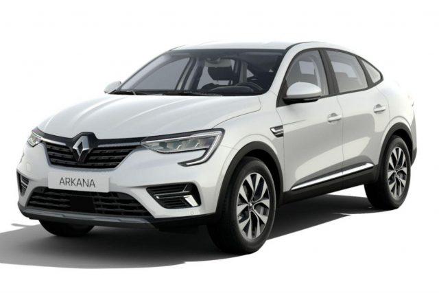 Renault Arkana ZEN TCe 140 EDC -  Leasing ohne Anzahlung - 214,00€