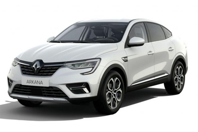 Renault Arkana INTENS TCe 140 EDC -  Leasing ohne Anzahlung - 186,00€