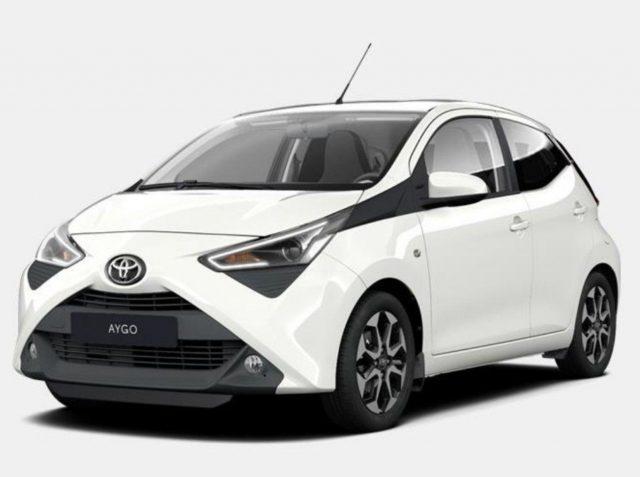 Toyota Aygo 1.0 72 Team Deutschland Privacy Kam x-con -  Leasing ohne Anzahlung - 122,00€