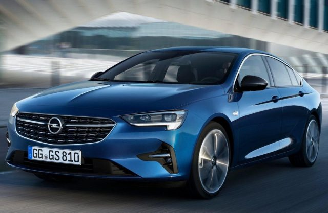 Opel Insignia 1.5D 122 Aut. LED PanoD KeyL Kam SolarP -  Leasing ohne Anzahlung - 234,00€