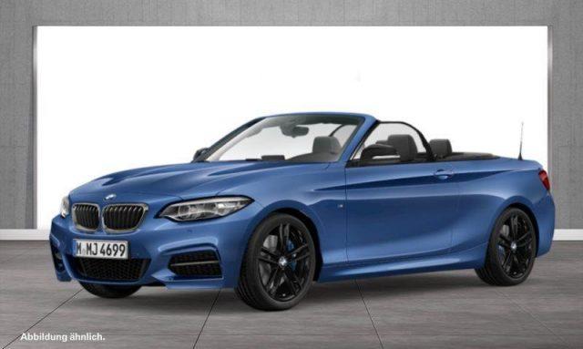 BMW M240i Cabrio EURO6 M Sportbr. HK HiFi DAB Var. Lenkung RFK -  Leasing ohne Anzahlung - 520,14€
