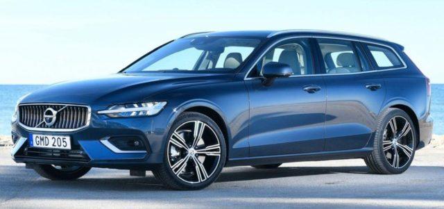 Volvo V60 D4 190 R-Design LED Nav ACC ParkP Kessy SHZ -  Leasing ohne Anzahlung - 402,00€