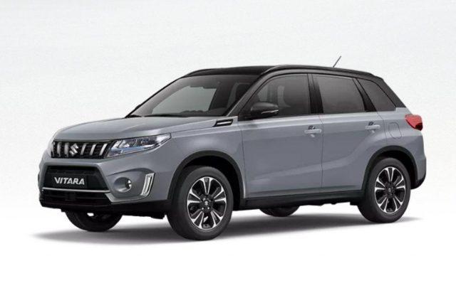 Suzuki Vitara 1.4 Hybrid 129 Comfort+ 4×4 Leder LED Nav -  Leasing ohne Anzahlung - 251,00€