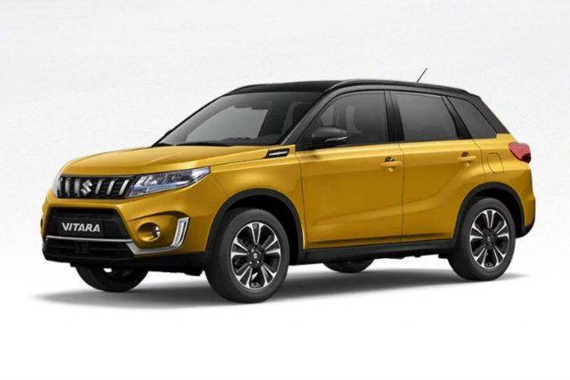 Suzuki Vitara 1.4 Hybrid 129 Comfort+ Leder PanoD -  Leasing ohne Anzahlung - 245,00€