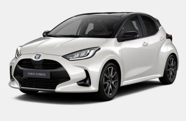 Toyota Yaris 1.5 116 ECVT Style LED SHZ Privacy 17Z -  Leasing ohne Anzahlung - 262,00€