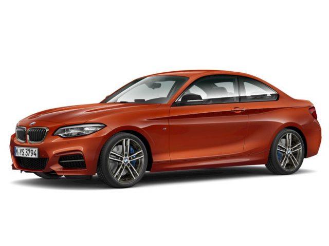 BMW 218 218d Coupé EURO 6 Sportpaket HiFi DAB RTTI USB -  Leasing ohne Anzahlung - 327,25€
