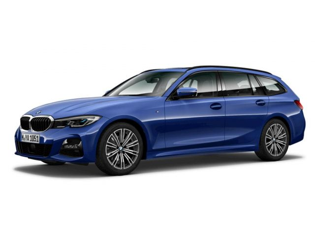 BMW 3er 320d Touring EURO 6 M Sport Head-Up HiFi DAB -  Leasing ohne Anzahlung - 502,18€
