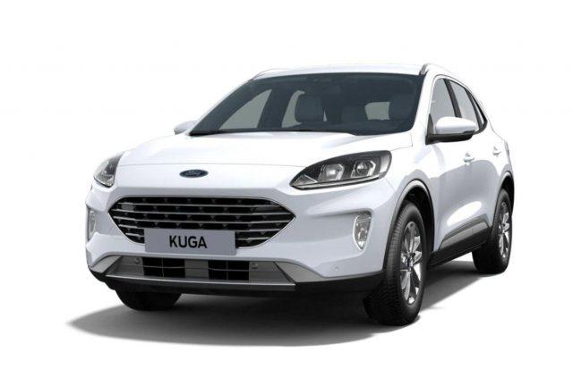 Ford Kuga 1.5 EcoBoost 150 Titanium LED Nav Kam SHZ -  Leasing ohne Anzahlung - 271,00€