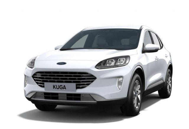 Ford Kuga 1.5 EcoBoost 150 TitaniumX LED Nav Kam SHZ -  Leasing ohne Anzahlung - 292,00€