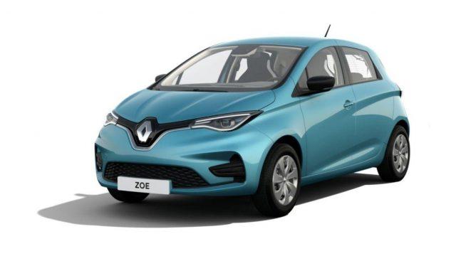 Renault ZOE LIFE R110 ZE50 Batteriekauf inkl. Förd.* -  Leasing ohne Anzahlung - 81,00€