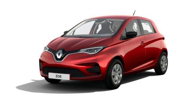 Renault ZOE LIFE R110 ZE50 Batteriekauf inkl. Förd.* -  Leasing ohne Anzahlung - 80,00€