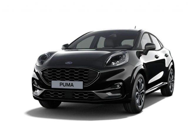 Ford Puma 1.0 EB 155 MHEV ST-Line LED Nav SHZ Klimaau -  Leasing ohne Anzahlung - 226,00€