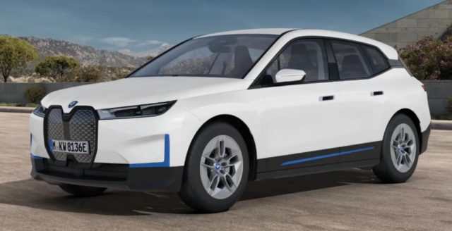 BMW iX xDrive40 SHZ DAB Parking Driving -  Leasing ohne Anzahlung - 772,31€