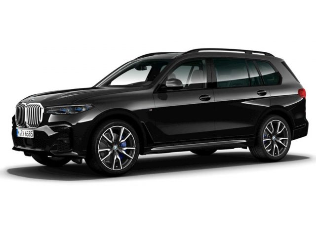 BMW X7 M50i 3xTV AHK Standh ACC NightVision 22Zoll -  Leasing ohne Anzahlung - 1.349,00€