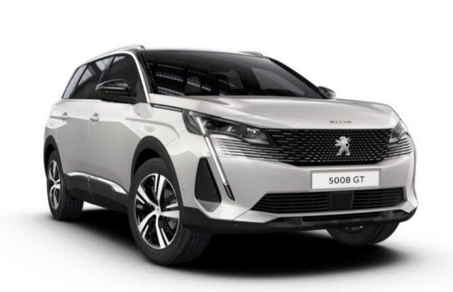 Peugeot 5008 1.6 PT 180 Aut GT FL 7S LED Nav eHK KAM 18Z -  Leasing ohne Anzahlung - 427,00€