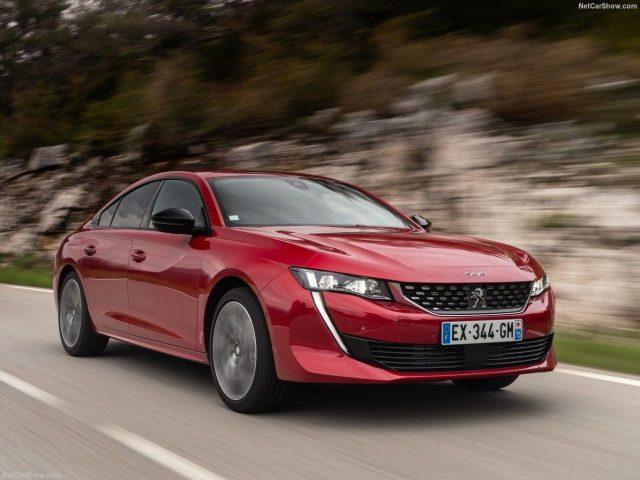Peugeot 508 1.6 PT 180 Aut. Allure LED PanoD Nav SHZ -  Leasing ohne Anzahlung - 311,00€