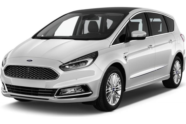Ford S-Max 2.5 Duratec FHEV TITANIUM *ParkPilot* *Navigation* -  Leasing ohne Anzahlung - 263,48€