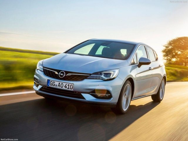 Opel Astra 1.6 110 Dynamic PDC Klimaaut 17Z -  Leasing ohne Anzahlung - 195,00€