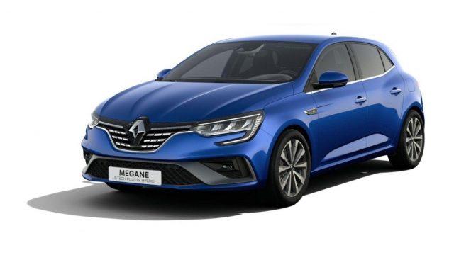 Renault Megane 5-Türer R.S. LINE E-TECH inkl. Förd.* -  Leasing ohne Anzahlung - 360,00€