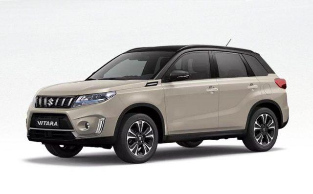 Suzuki Vitara 1.4 Hybrid 129 Comfort+ 4×4 Leder PanoD -  Leasing ohne Anzahlung - 261,00€
