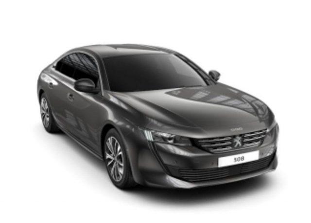 Peugeot 508 1.5 BHDi 130 Aut. Allure Pack Nav eHK KeyL -  Leasing ohne Anzahlung - 292,00€