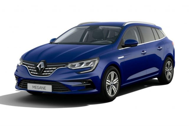 Renault Megane Grdt INTENS ETECH Plug-in inkl. Förd.* -  Leasing ohne Anzahlung - 378,00€